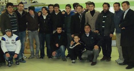 Italya Bölge Gençlik Teşkilatı, İdareciler Toplantısını Gerçekleştirdi
