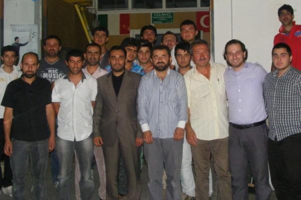 İtalya'da Ramazan Coşkusu