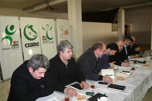 Bölge Genişletilmiş İdareciler Toplantısı Milano'da Gerçekleştirildi