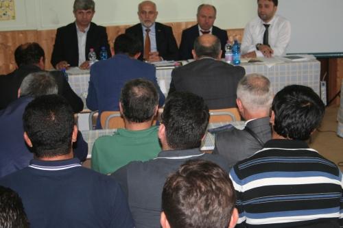 Bölge İdareciler Toplantısı Como'da Gerçekleştirildi