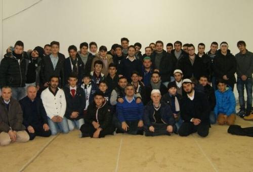 Milano'da Gençlik Buluşması