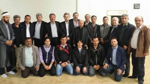 İtalya Bölgesinde Sohbet ve Seminerler zinciri
