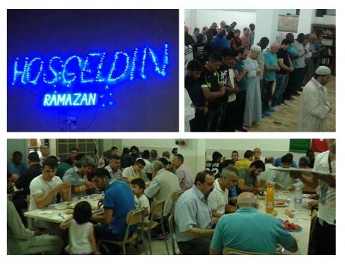 Milano Şubemizde Ramazan Coşkusu