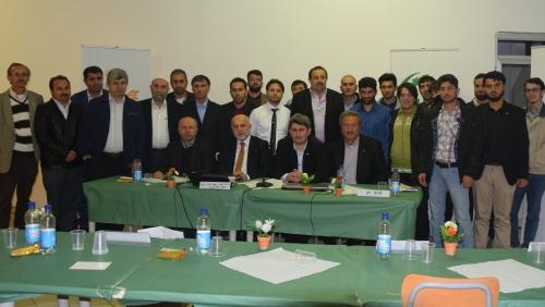 Genişletilmiş İdareciler Toplantısı Milano'da Gerçekleştirildi