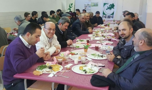 Milano Şubemizde İnfak Kahvaltısı