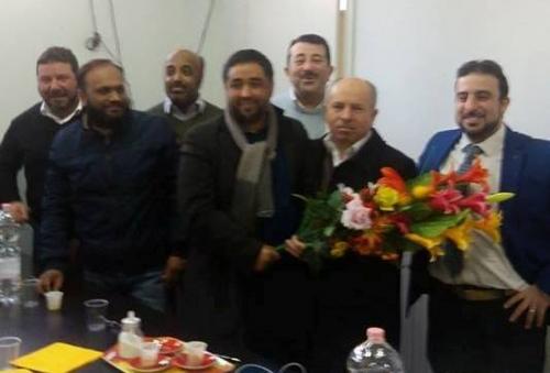 CAIM Başkanlığına CISMG Bölge Başkanı Osman Duran Getirildi