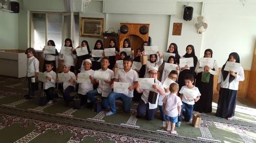 2019 Yılı Como Şubesi Yaz Kursları Tamamlandı