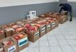 Hasene Kumanya Yardımları Ulaştırıldı