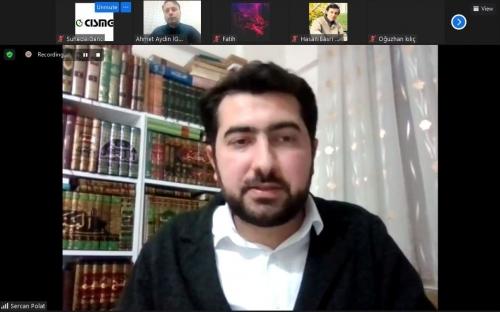 Bölge Gençlik Teşkilatı'ndan Ramazan Sohbeti